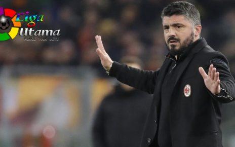 Gattuso: AC Milan Habis-habisan Demi Tiket Liga Champions