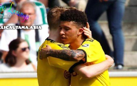 Dortmund Mengatakan Sancho Tidak Untuk Dijual