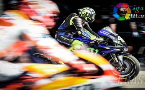 Rossi dan Marquez masih Lawan Tangguh