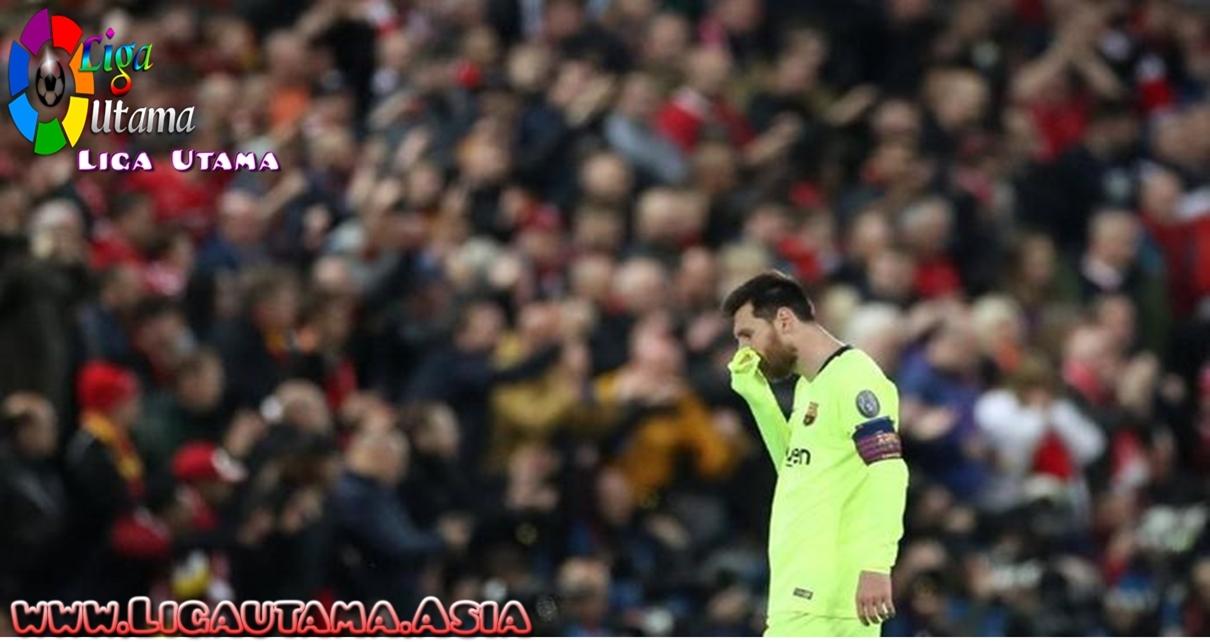 Alves : Messi Memang Tidak Bisa DisalahkanAlves : Messi Memang Tidak Bisa Disalahkan