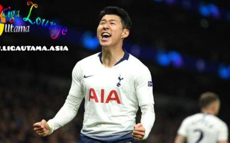 Jisung Menginspirasi Son di Final Champions