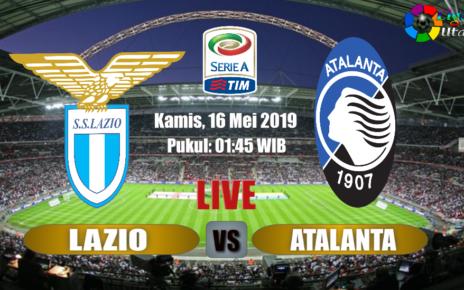 Prediksi Lazio vs Atalanta 16 Mei