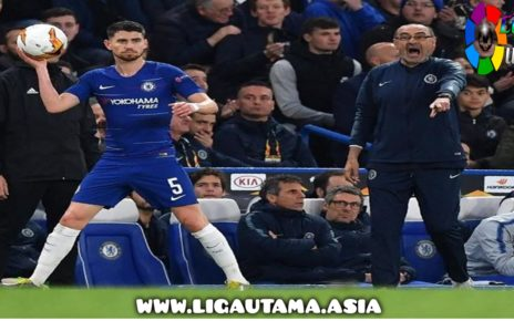 Kalau Sarri Tinggalkan Chelsea Bagaimana Jorginho?