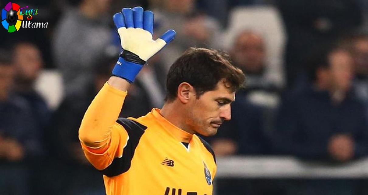 Masih Bisakah Casillas Melanjutkan Kariernya ?