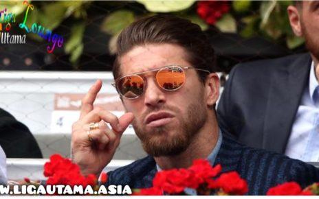 Sergio Ramos Pindah Ke Liga China