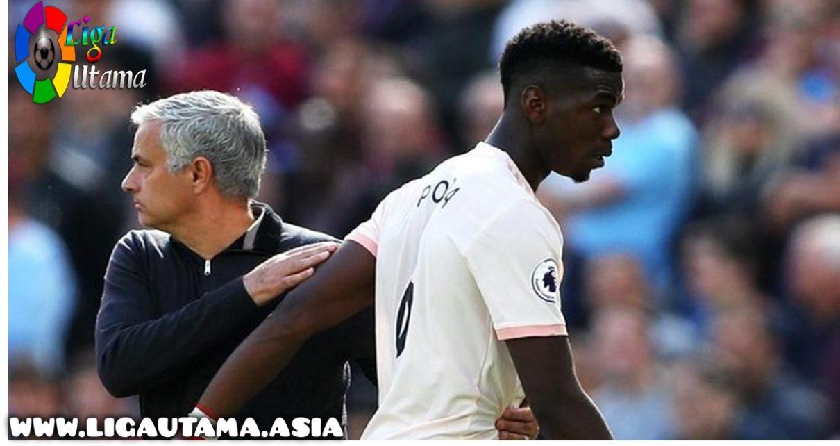 Mourinho Dipecat MU Bukan Karena Pogba