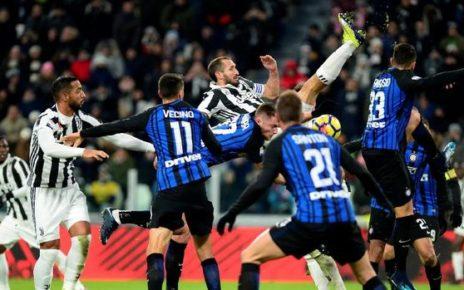 Inter Harus Tiru Karakter Juventus
