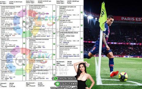 Jadwal Pertandingan Bola 25-26 Mei 2019