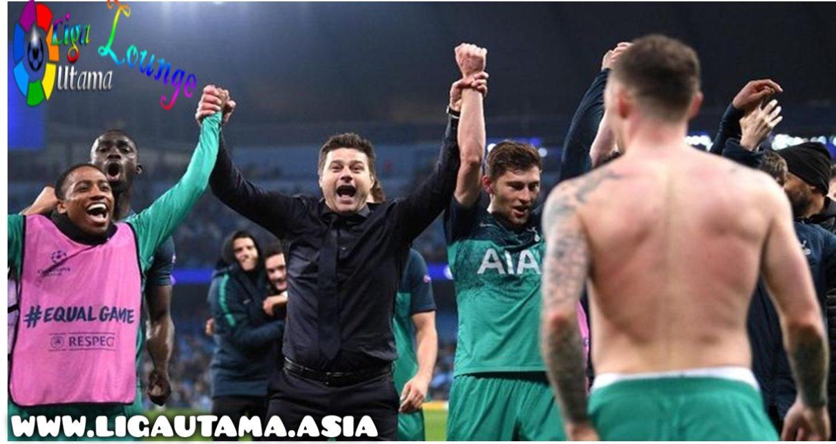 Motivasi Berlipat Spurs Menangi Liga Champions