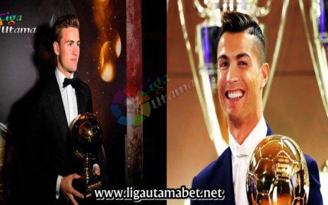 Combo Jueventus De Ligt dan Ronaldo