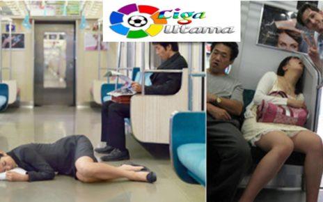 Budaya Tidur Orang Jepang Inemuri