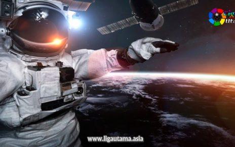 NASA Buka Wisata Luar Angkasa