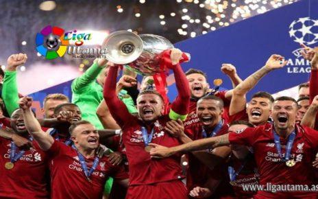 Liverpool Juara Liga Champions musim ini