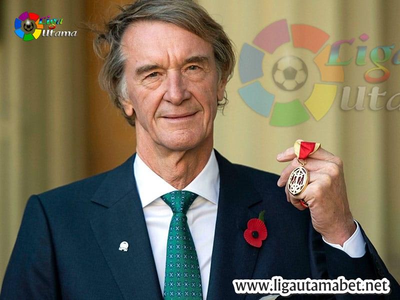 Jim Ratcliffe ingin beli Man United