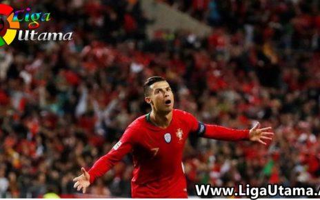 Ronaldo Menanti Trofi Kedua Untuk Portugal