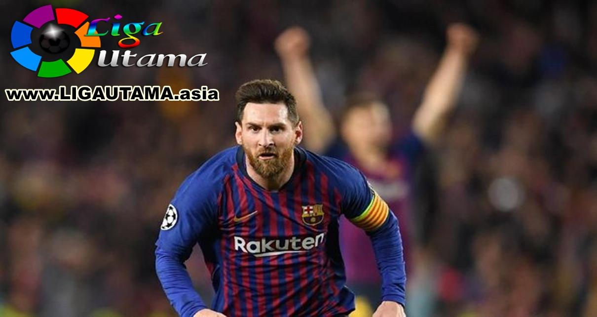 Kalahkan Ronaldo Messi Menjadi Atlet Terkaya