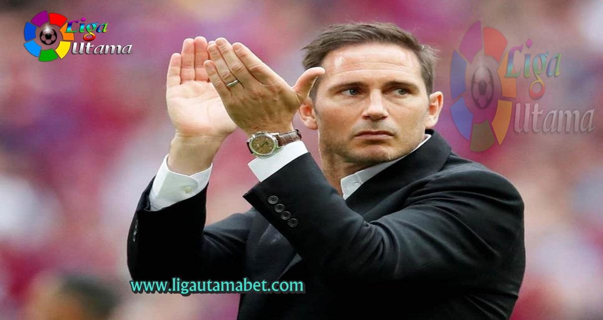 Lampard di Tolak Melatih Chelsea