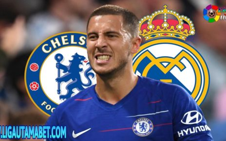 Mereka yang Merugi Akibat Transfer Eden Hazard ke Real Madrid