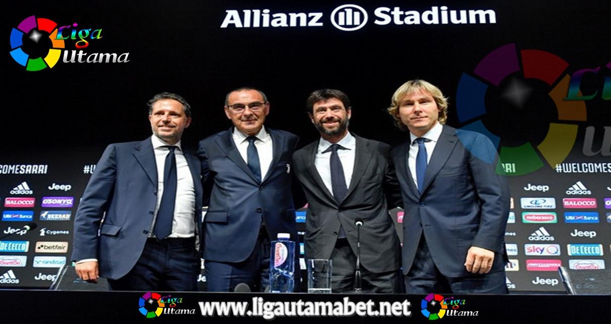 Warisan Maurizio Sarri kepada Juventus