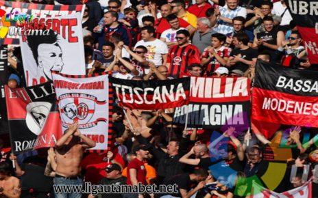 Milan Dilarang Tampil di Liga Eropa
