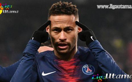 Hukuman Neymar UEFA Tolak Banding