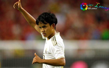 Takefusa Kubo Berpeluang Menghuni Skuat Utama Real Madrid