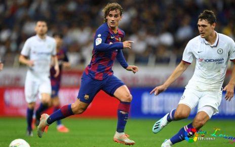 Antoine Tegaskan Tak Ingin Cadangan Barcelona