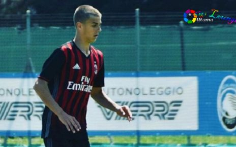 Daniel Generasi Ketiga Maldini di AC Milan