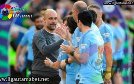 Guardiola Liga Champions Bukan yang Terpenting