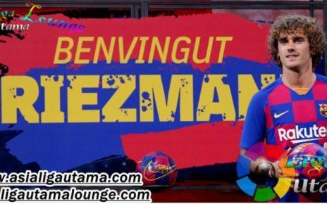 Wah! Antoine Griezmann Bisa Jadi Dilarang Membela Barcelona, Ini Alasannya!