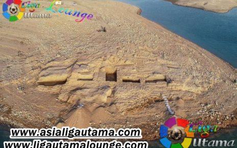Berkat Kekeringan, Istana Berusia 3.500 Tahun Peninggalan Kekaisaran Kuno di Irak Terungkap