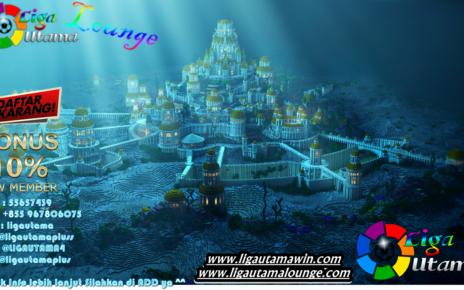 """Misteri Keberadaan Atlantis, Kota Modern yang """"Hilang"""""""