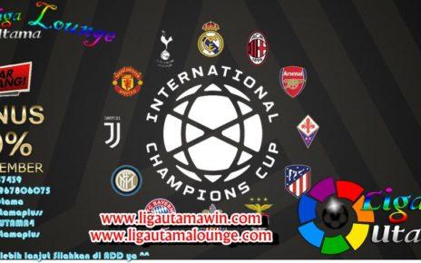 Jadwal ICC 2019 Pekan Ini: MU vs Inter Milan, Juventus vs Tottenham, Bayern Munchen vs Real Madrid