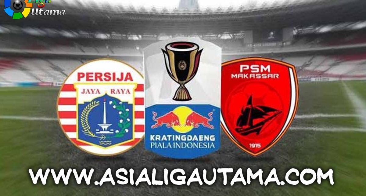 Final Piala Indonesia: PSSI Putuskan PSM Vs Persija Dimainkan pada 6 Agustus 2019 di MakassarV