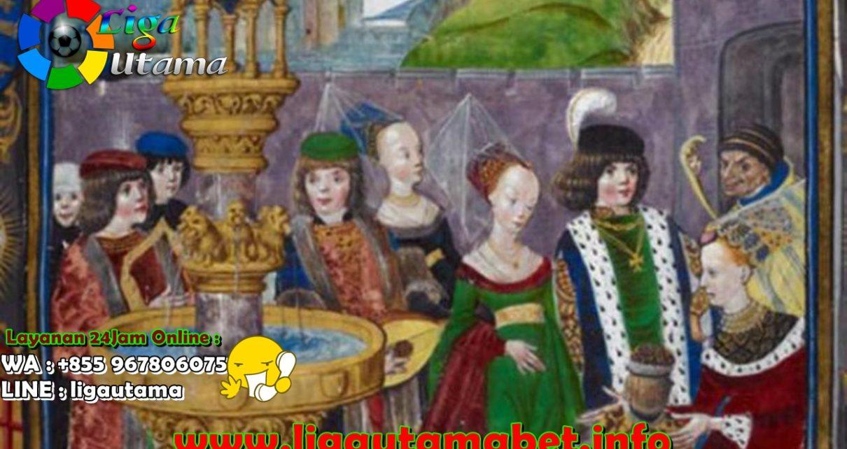 Apakah Orang-Orang Abad Pertengahan Sering Mandi?