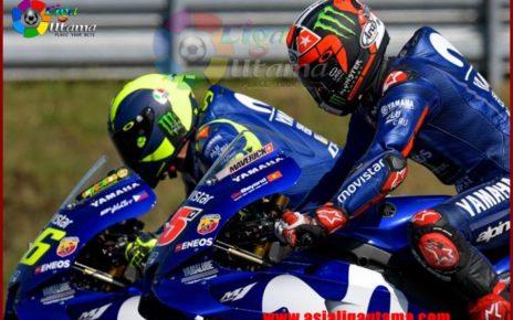 Rossi dan Vinales Gunakan Swingarm Baru