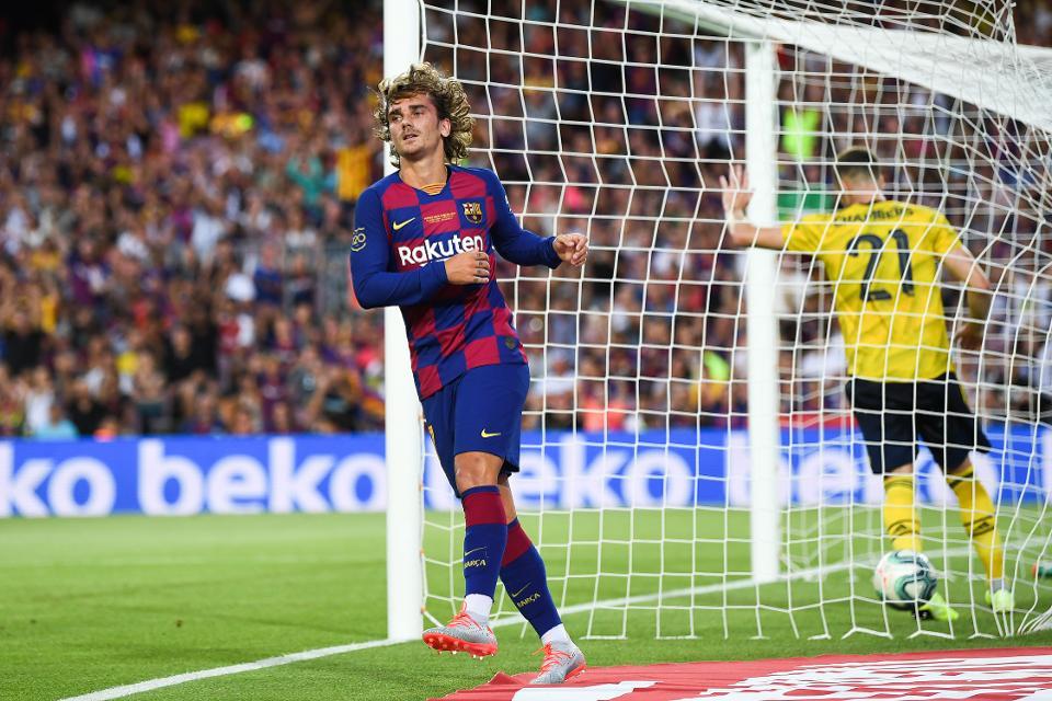 Laporan Pertandingan: Athletic Bilbao vs Barcelona