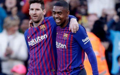 Malcom: Sebuah Kehormatan Bermain dengan Messi