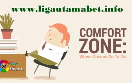 Perlukah Kita Keluar dari Comfort Zone?