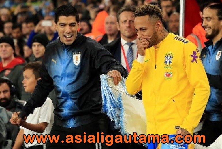 Neymar Jadi ke Barcelona?