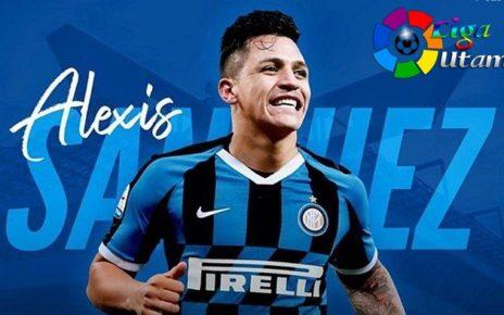 Inter Milan Resmi Pinjam Alexis Sanchez