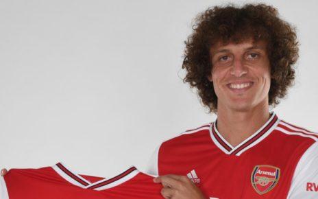David Luiz Ungkap Alasannya Tinggalkan Chelsea dan Gabung Arsenal