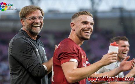 Liverpool Minim Pemain Baru, Henderson: Klopp Tahu yang Terbaik
