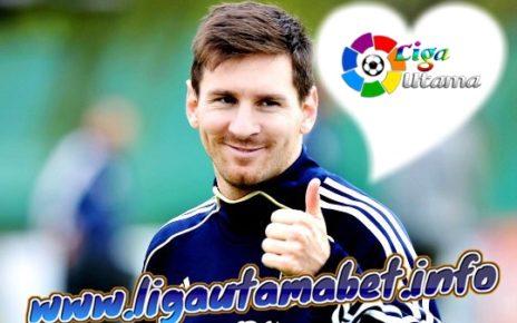 Pentingnya Senyuman Lionel Messi untuk Barcelona