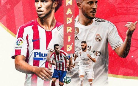 Prediksi Atletico Madrid vs Real Madrid 29 September 2019