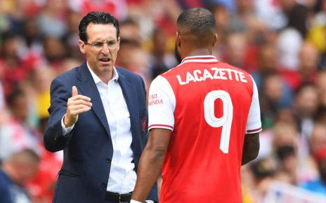 Arsenal Tanpa Lacazette Selama September