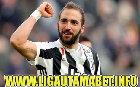 Setelah Juventus Higuain Tetapkan Klub Persinggahan Terakhir