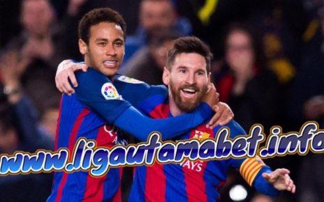 Lionel Messi Kirim Pesan untuk Neymar