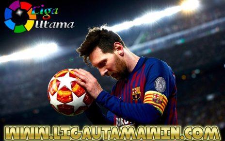 Lionel Messi Dinyatakan Fit untuk Hadapi Dortmund