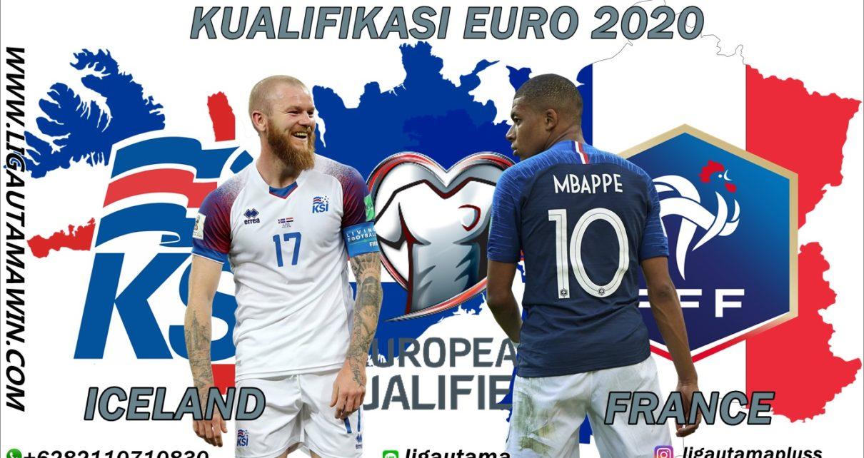 Hasil Pertandingan Islandia vs Prancis: Skor 0-1